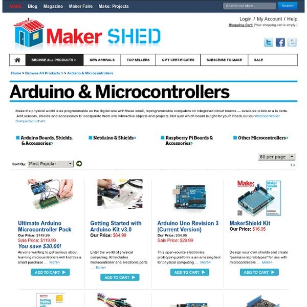 Make: Arduino