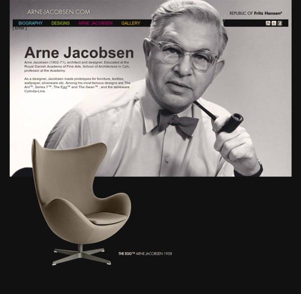 Arne Jacobsen - Arne Jacobsen