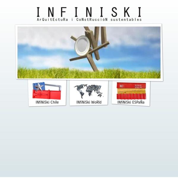 INFINISKI - Arquitectura y Construcción Sustentables