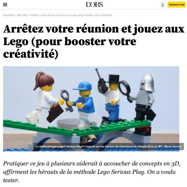 2015 06 arr tez votre r union et jouez aux lego pour booster votre cr ativit pearltrees. Black Bedroom Furniture Sets. Home Design Ideas