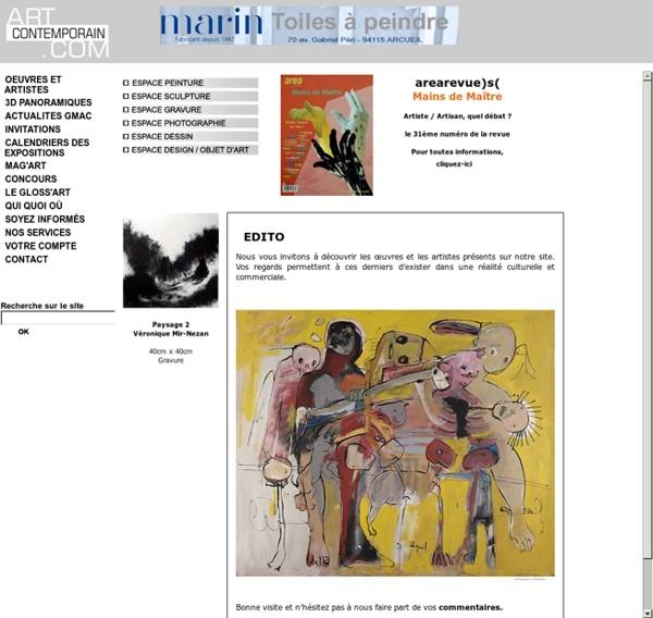 Art-contemporain.com