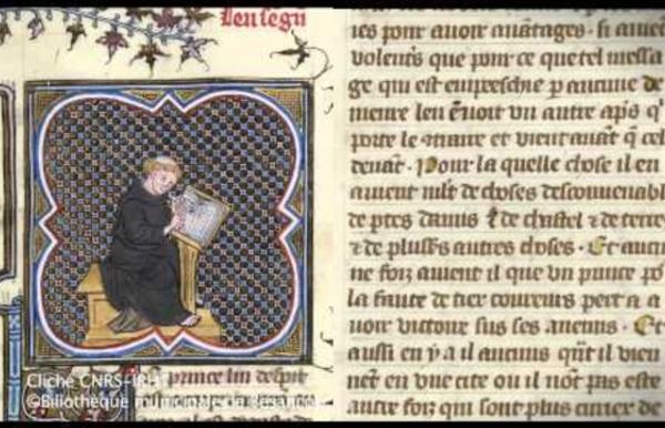 L'art du livre au Moyen Âge