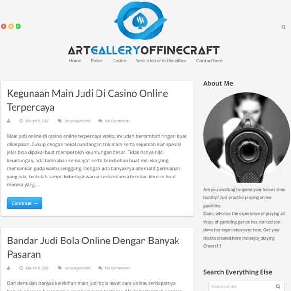 Art Gallery Offinecraft -
