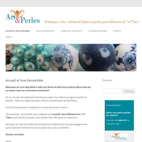Art et Perles