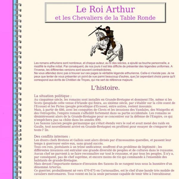 Chevaliers de table ronde - Les chevaliers de la table ronde chanson ...