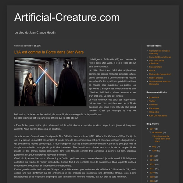 Artificial-Creature.com