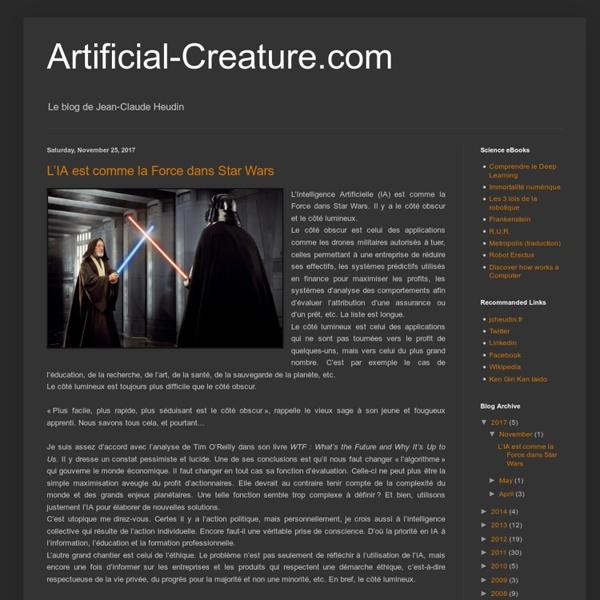 Artificial-Creature.com