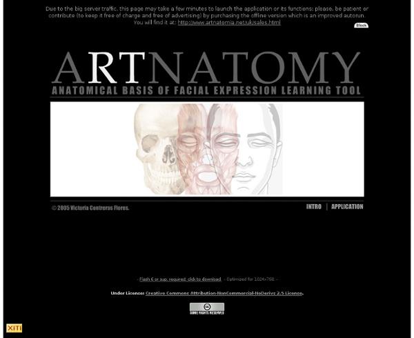 ARTNATOMY/ARTNATOMIA