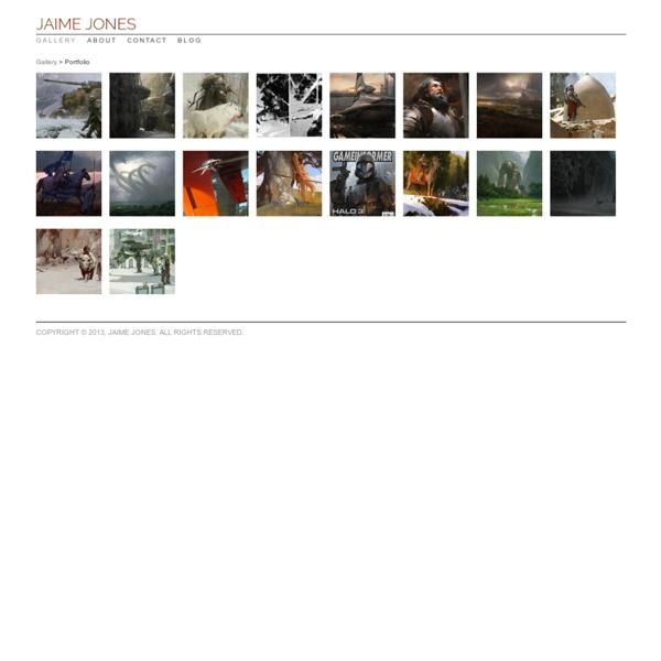 Gallery - Portfolio