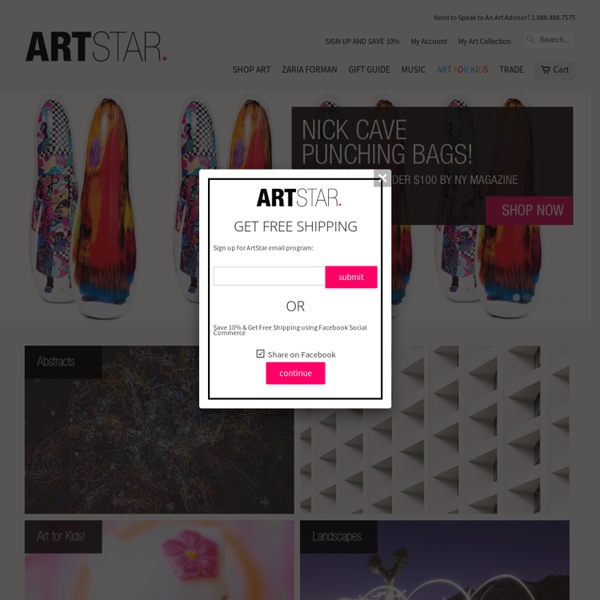 ArtStar – A New Way to Collect