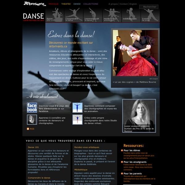 Artsvivants.ca Danse