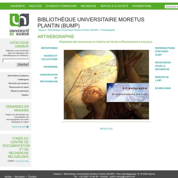 Artwebgraphie