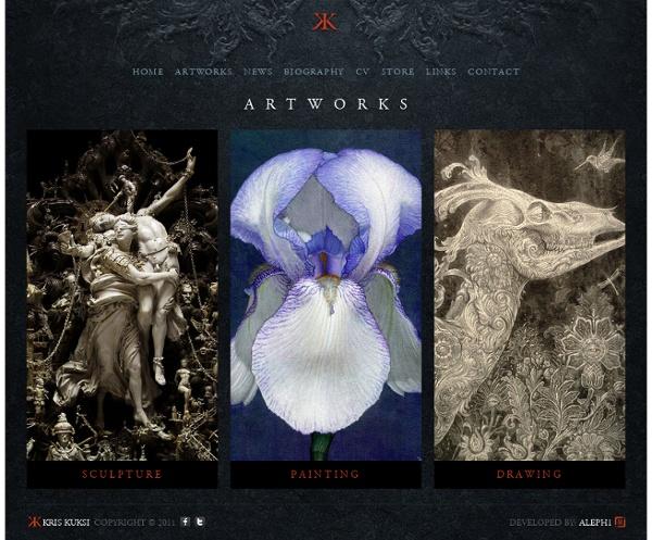 Artworks / Kris Kuksi
