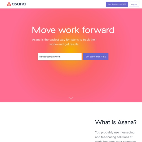 Asana - Task Management for Teams