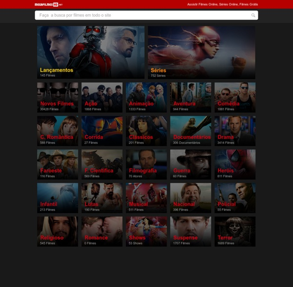Assistir Filmes Online – Mega Filmes HD