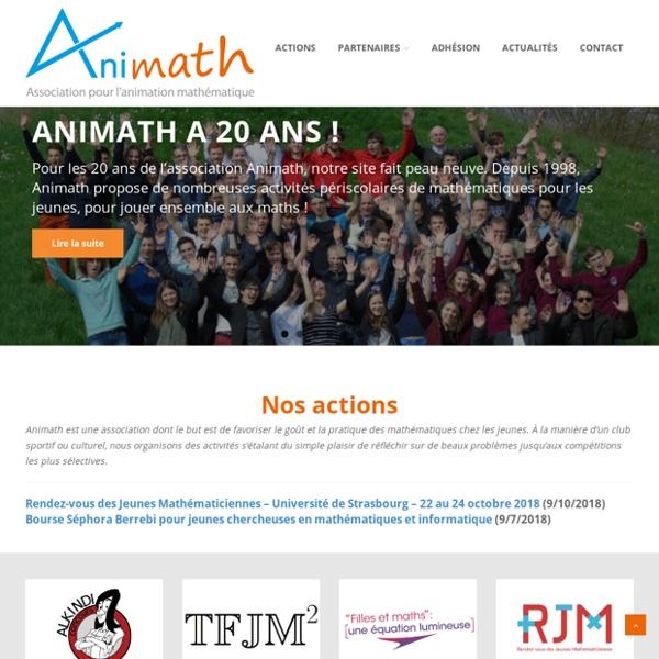 Association Animath