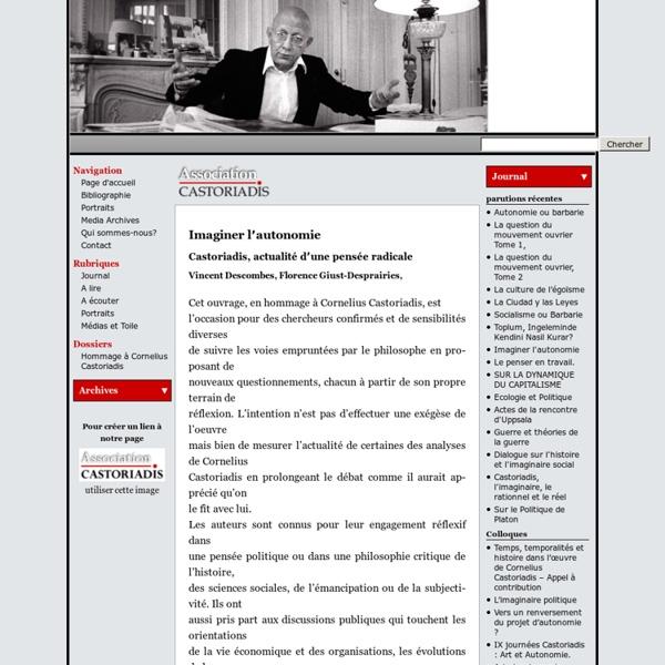 Association Castoriadis