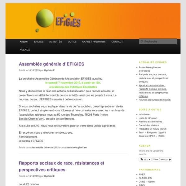 Association de Jeunes Chercheuses et Chercheurs en Études Féministes, Genre et Sexualités