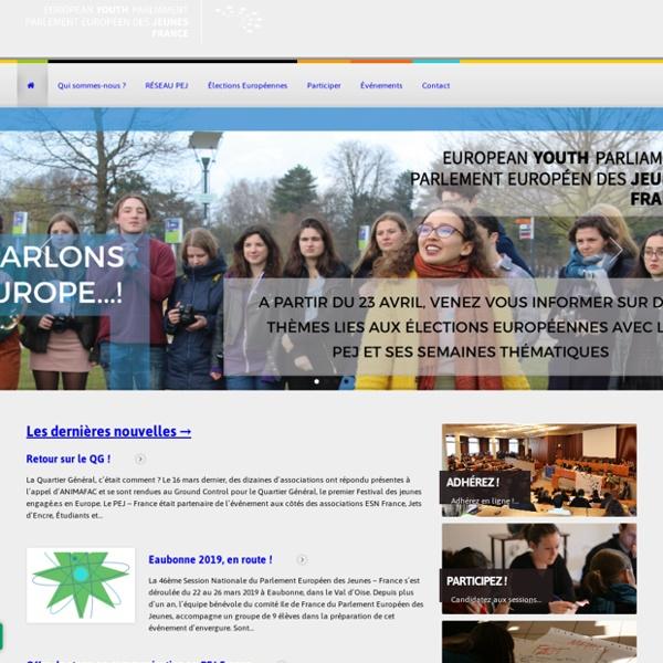 Association non partisane d'éducation à la citoyenneté européenne