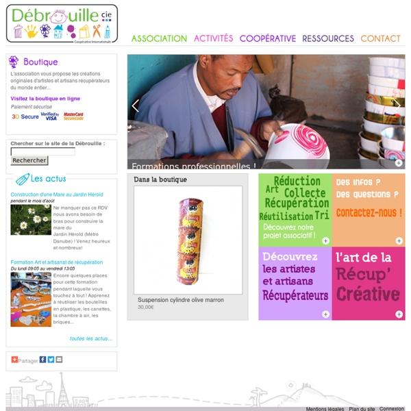 ACCUEIL - Association Débrouille Cie