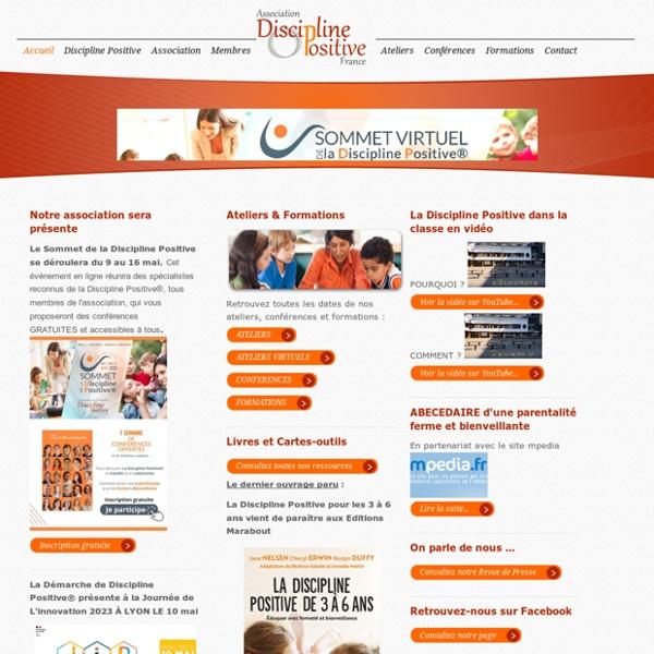 Association Discipline Positive France
