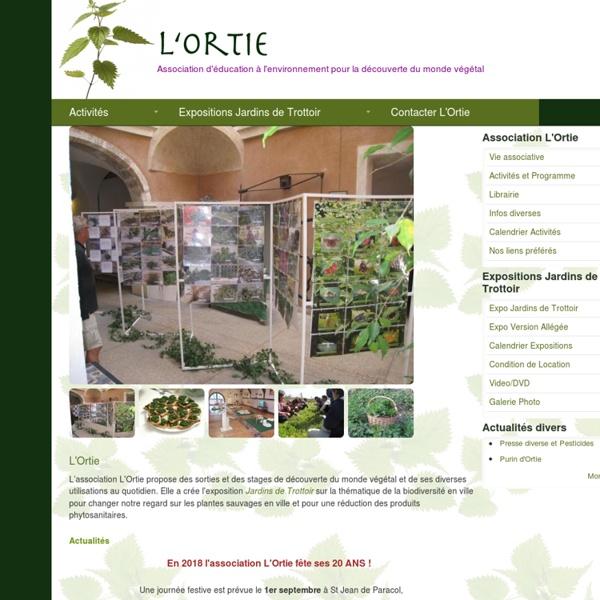 Lortie.asso.fr - Accueil