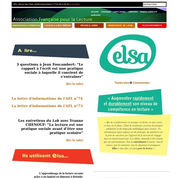 AFL - Association Française pour la Lecture