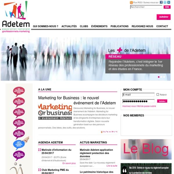 Association Nationale du Marketing