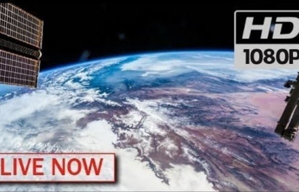 NASA Live - Earth From Space (HDVR) ♥ ISS LIVE FEED #AstronomyDay2017 □
