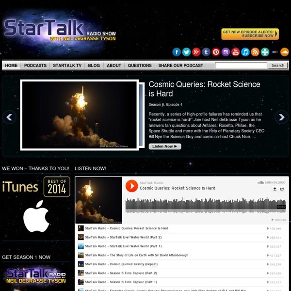 StarTalk Radio Show