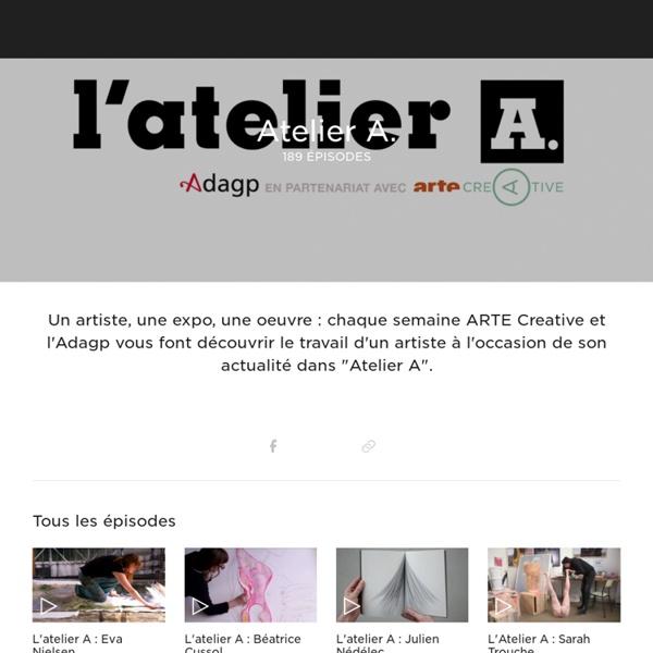 Atelier A. - Artistes