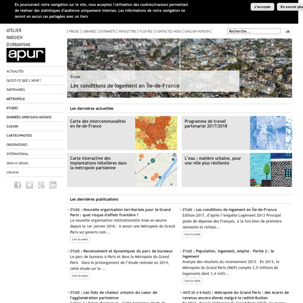 Atelier Parisien d'Urbanisme
