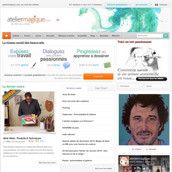 Ateliermagique.com