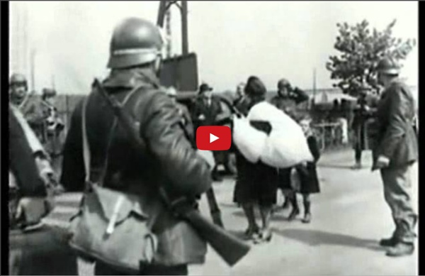 Mai 1940 : La Guerre-éclair et l'attaque allemande