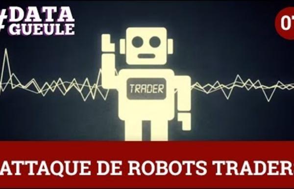 L'attaque de robots traders #DATAGUEULE 7