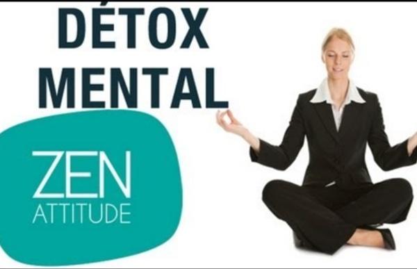 Zen attitude - Détox Mental