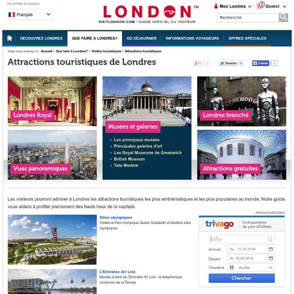 Les maisons historiques de Londres