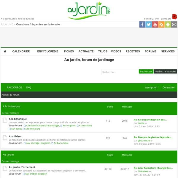AuJardin.org