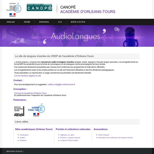 Audiolangues