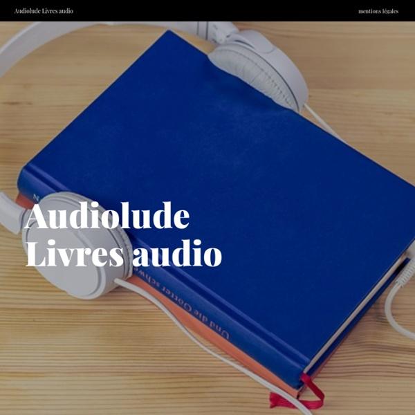 Audiolivres.info : livres audio gratuits