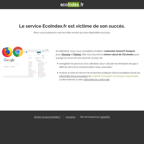 Auditez votre site internet
