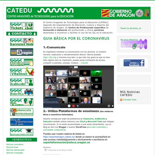 ARASAAC: Portail Aragonais de la Communication Améliorée et Alternative