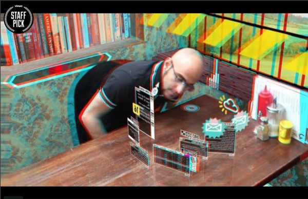 Augmented City 3D