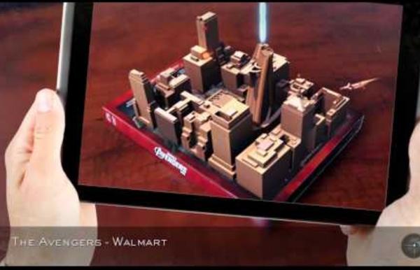 Augmented Reality Demo