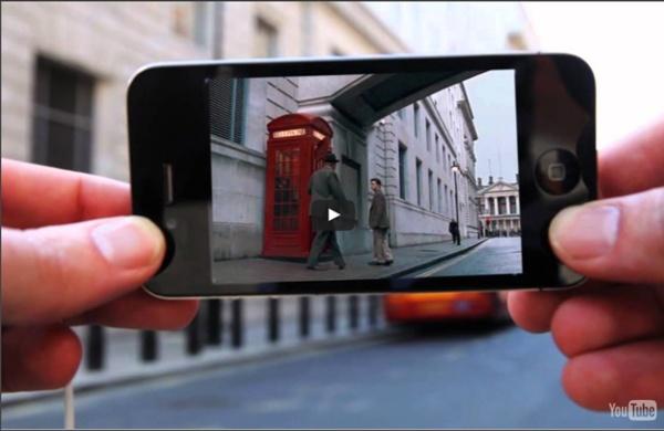 (Loading...) ▶ Augmented Reality Cinema