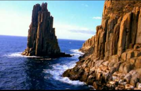 Australia - the land down under.