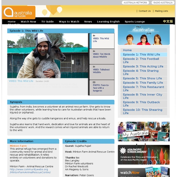 This Australian Life Australia Network