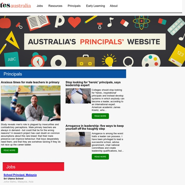 TES Australia - Free F-12 Resources By Teachers, For Teachers