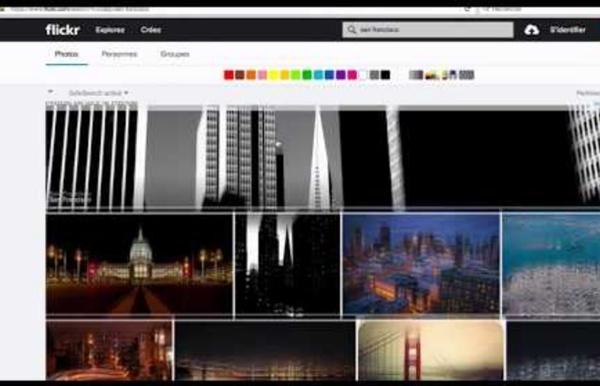 Le droit d'auteur et la recherche d'images libres de droit