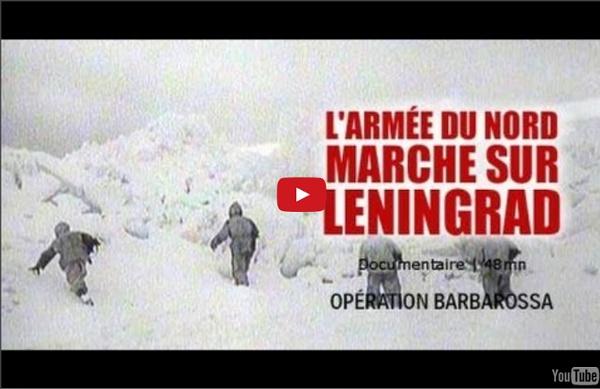 Leningrad : opération Barbarossa, l'authentique histoire de cette bataille - Documentaire